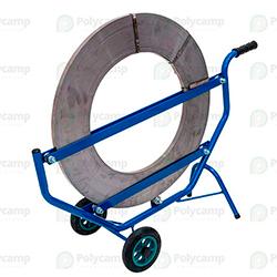 Desenrolador de fita de aço