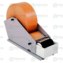 Aplicador manual de fita gomada