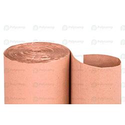 Papelão ondulado em bobina